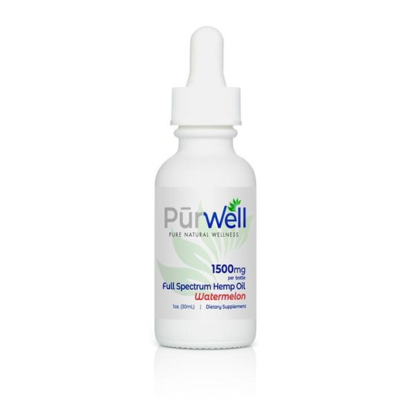 Pur Well 1500mg Watermelon