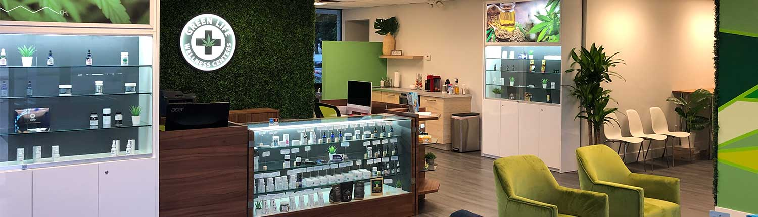 Green Life Center Medical Marijuana Clinic