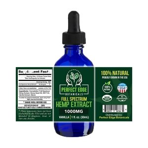 1000mg Hemp Extract Tincture Medical Marijuana Clinic at Green Life Center Boynton Beach