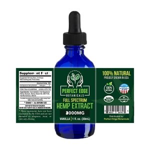 3000mg Hemp Extract Tincture 30mL Medical Marijuana Clinic at Green Life Center Boynton Beach